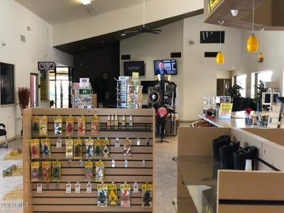 Mesa Commercial Lease For Lease: 2816 S Country Club Drive