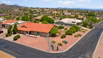 Fountain Hills Single Family Home For Sale: 15634 E Mustang Drive