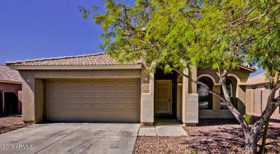 Goodyear Single Family Home For Sale: 484 S 152nd Lane
