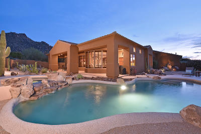 Scottsdale Single Family Home For Sale: 26467 N 110th Place