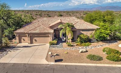 Fountain Hills Single Family Home For Sale: 16835 N Stoneridge Court