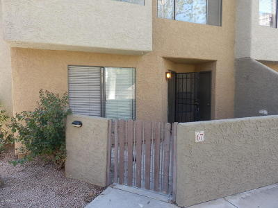 Mesa  Condo/Townhouse For Sale: 2040 S Longmore Street #67