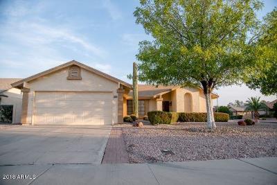 Peoria Single Family Home For Sale: 9885 W Escuda Drive