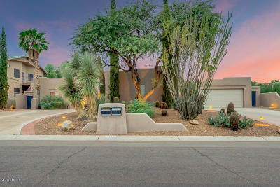 Fountain Hills Multi Family Home For Sale: 13006 Mountainside Drive #A & B