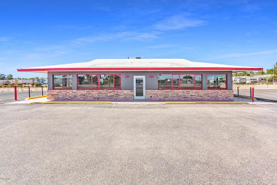 Mesa Commercial Lease For Lease: 7744 E Main Street