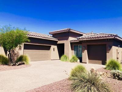 Phoenix Single Family Home For Sale: 1828 E Alicia Drive