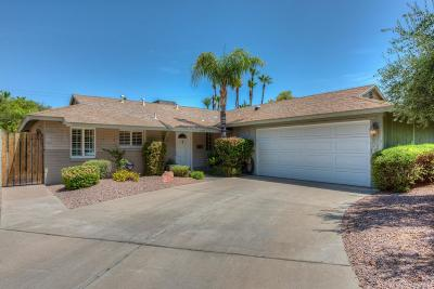 Phoenix Single Family Home For Sale: 3228 E Oregon Avenue