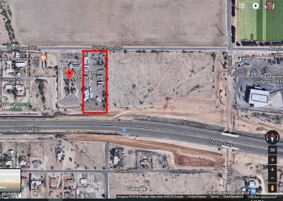 Buckeye Residential Lots & Land For Sale: 18969 W McDowell Road