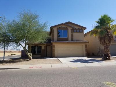 Phoenix Single Family Home For Sale: 6205 W Jones Avenue