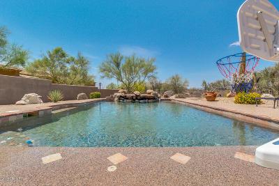 Scottsdale Single Family Home For Sale: 8364 E Arroyo Hondo Road