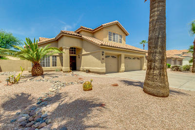 Chandler Single Family Home For Sale: 1340 N Madrid Lane