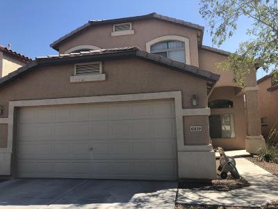 Maricopa Single Family Home For Sale: 41639 W Warren Lane