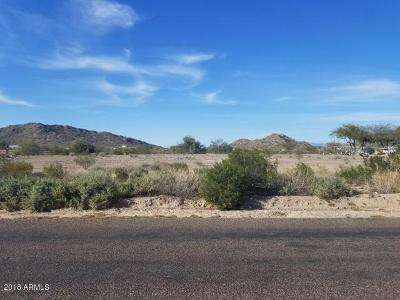 Queen Creek AZ Residential Lots & Land For Sale: $92,000