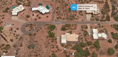 Mesa Residential Lots & Land For Sale: 10642 E Hillview Street
