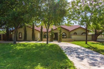 Phoenix Single Family Home For Sale: 7359 N 31st Avenue