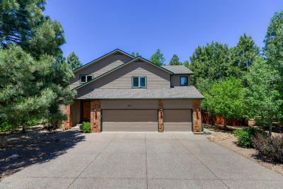 Flagstaff Single Family Home For Sale: 741 N Fox Hill Road