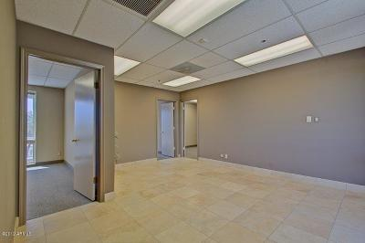 Scottsdale Commercial Lease For Lease: 7633 E Acoma Drive #210