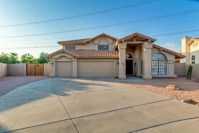 Gilbert Single Family Home For Sale: 602 E Hearne Way