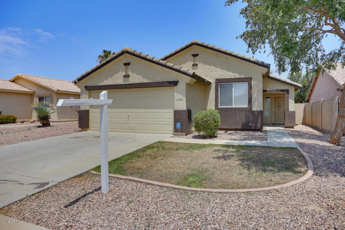 3 bed/2 bath Home in Surprise for $212,500