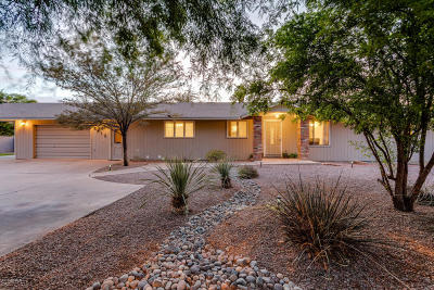 Chandler Single Family Home For Sale: 1412 W Los Arboles Place