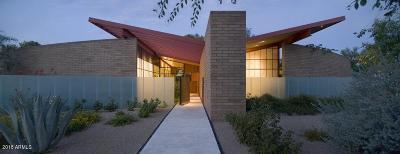 Scottsdale Single Family Home For Sale: 6021 E Cortez Drive