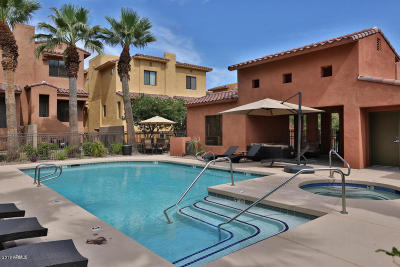 Scottsdale Condo/Townhouse For Sale: 9551 E Redfield Road #1008