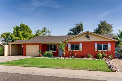 Phoenix Single Family Home For Sale: 2509 E Minnezona Avenue E