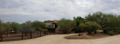 Scottsdale Single Family Home For Sale: 28411 N 156th Street
