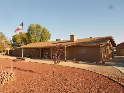 Single Family Home For Sale: 7817 E Davenport Drive