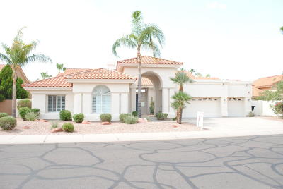 Scottsdale Single Family Home For Sale: 9212 N 108th Street