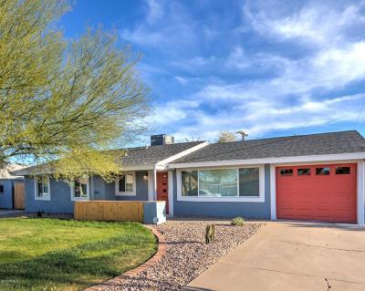 Phoenix Single Family Home For Sale: 1421 W Orange Drive