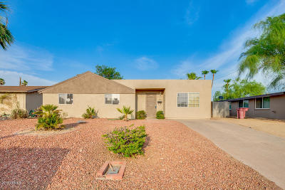 Scottsdale  Single Family Home For Sale: 1107 N 78th Street