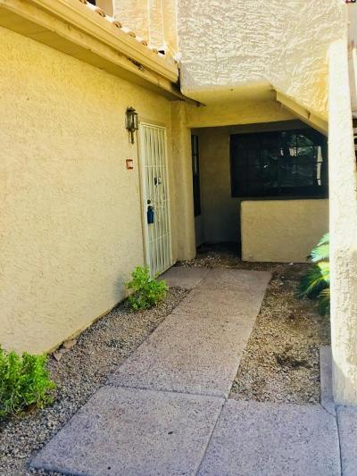 Scottsdale Condo/Townhouse For Sale: 1211 N Miller Road #106