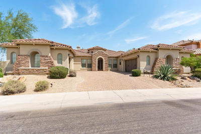 Phoenix Single Family Home For Sale: 3952 E Expedition Way