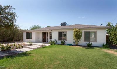 Phoenix Single Family Home For Sale: 2525 E Minnezona Avenue