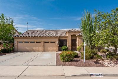 Glendale AZ Single Family Home For Sale: $339,900