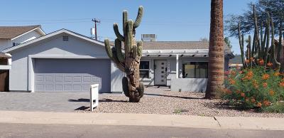 Scottsdale Single Family Home For Sale: 8620 E Laredo Lane