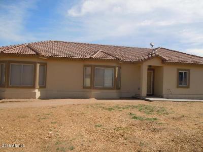 Single Family Home For Sale: 15305 E Rio Verde Drive