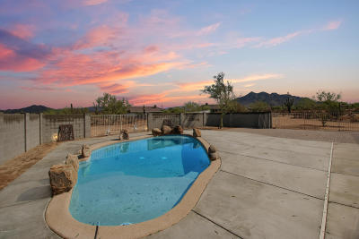 Cave Creek Single Family Home For Sale: 5336 E Tapekim Road