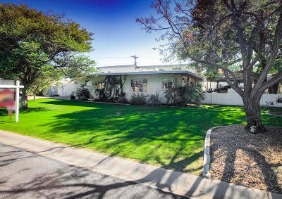 Tempe Single Family Home For Sale: 139 W Hu Esta Drive