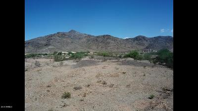 Laveen Residential Lots & Land For Sale: W Fox Road
