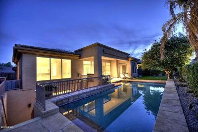 Single Family Home For Sale: 7458 E Sierra Vista Drive