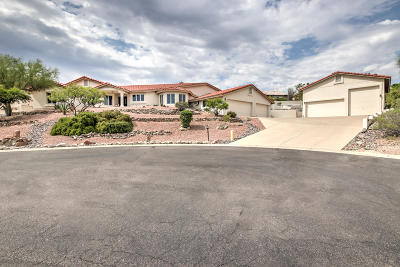 Fountain Hills Single Family Home For Sale: 16009 E Seminole Lane