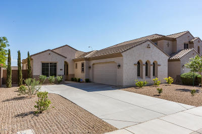 Chandler Single Family Home For Sale: 4929 E Gleneagle Drive
