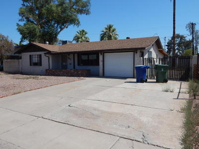 Tempe Single Family Home For Sale: 551 W 19th Street