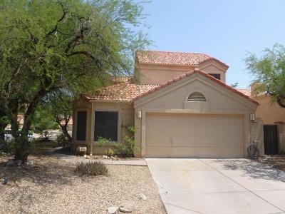 Single Family Home For Sale: 11252 E Sahuaro Drive