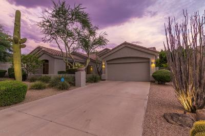 Single Family Home For Sale: 7343 E Rustling Pass