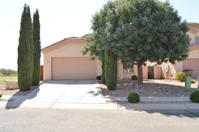 Douglas  Single Family Home For Sale: 3409 N Placita Herradura Avenue