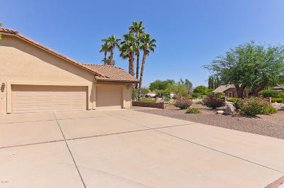 Glendale Single Family Home For Sale: 5644 W Soft Wind Drive