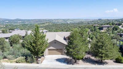 Prescott AZ Single Family Home For Sale: $675,000